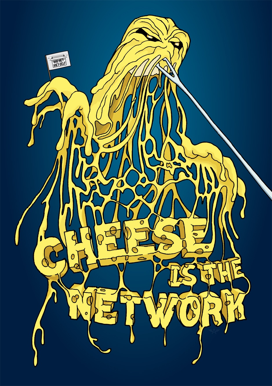 Cheese is network
